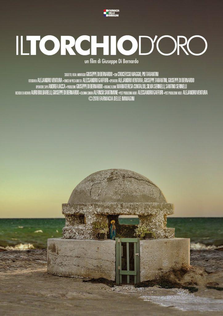 """Locandina """"Il Torchio D'oro"""""""