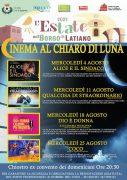 Cinema al chiaro di luna - locandina