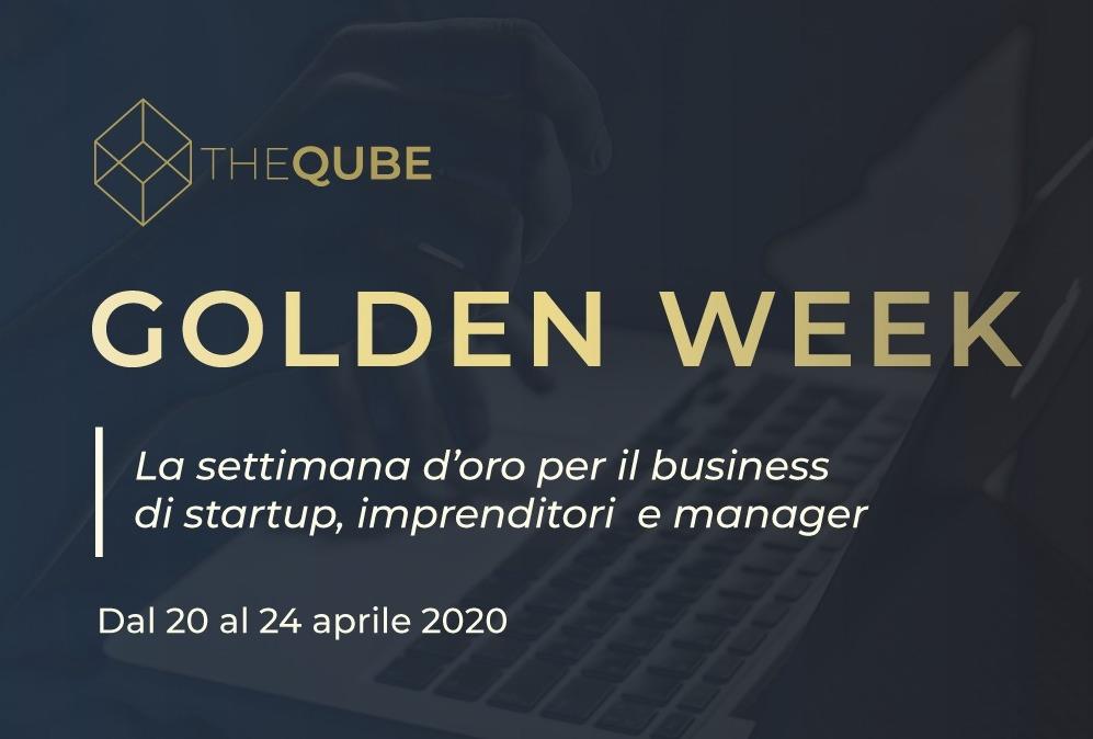 Golden Week The qube