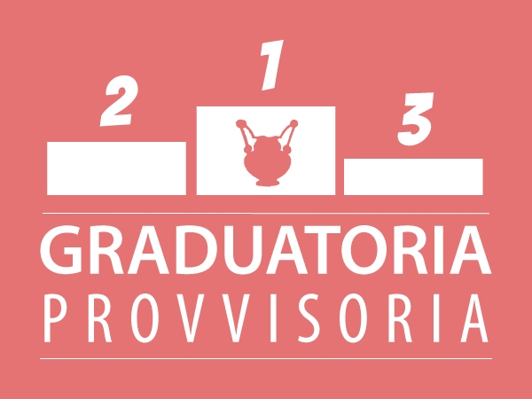 Graduatoria provvisoria anteprima